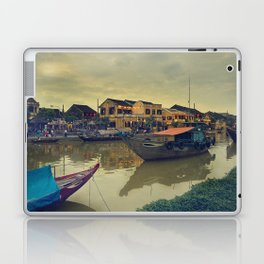 Old boats Laptop & iPad Skin