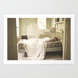 Dream the Day Away  Art Print