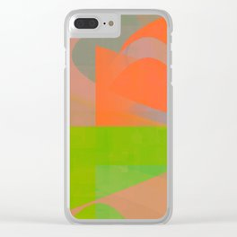 ahead of myself Clear iPhone Case