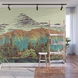 The Unknown Hills in Kamakura Wall Mural