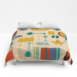 Beach gear Comforters
