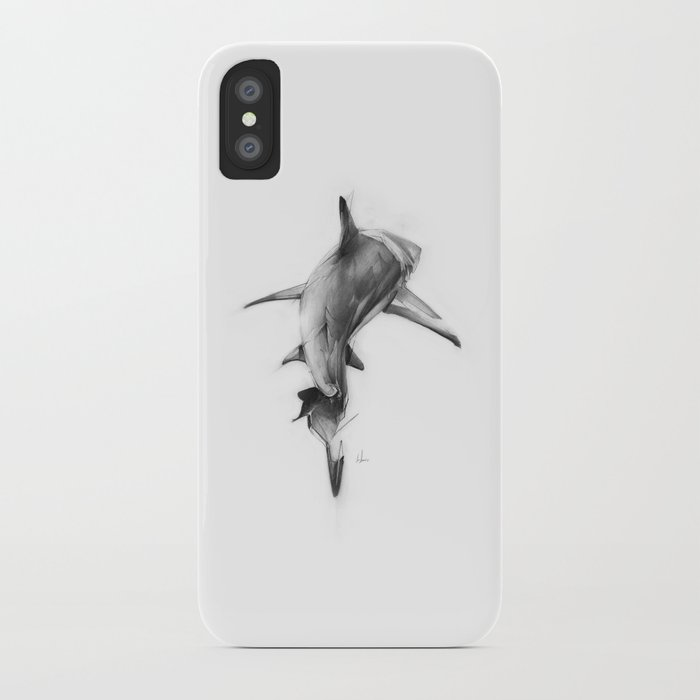 shark ii iphone case