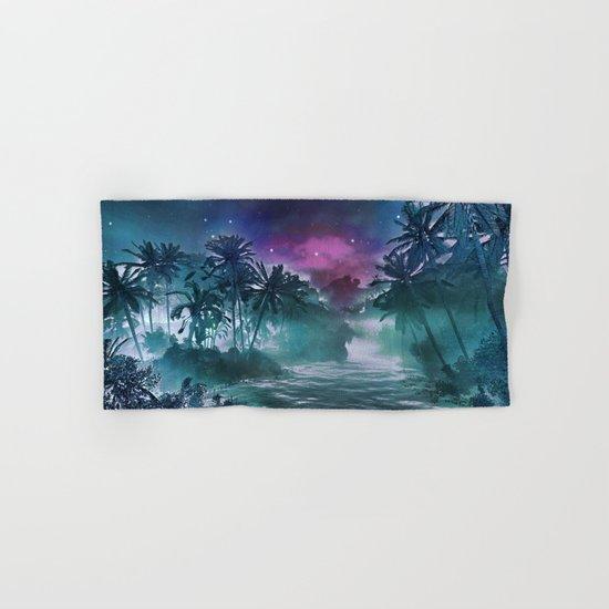 Sea sunset Hand & Bath Towel