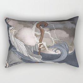 I wish I were a Wizard Rectangular Pillow