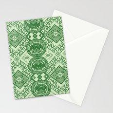 Money Talks Stationery Cards