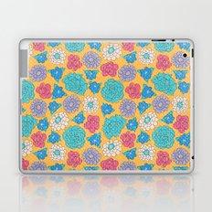 RocoFloral (mango) Laptop & iPad Skin