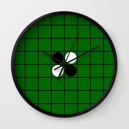 Reversi Wall Clock