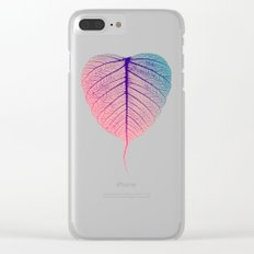 strange love Clear iPhone Case