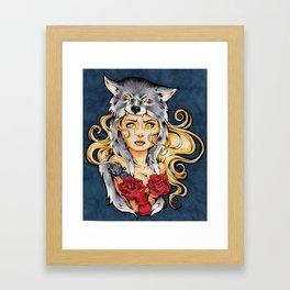 I Want You Safe Framed Art Print