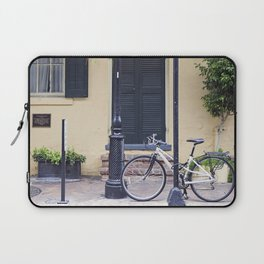 New Orleans Andrew Jackson Bicycle Laptop Sleeve