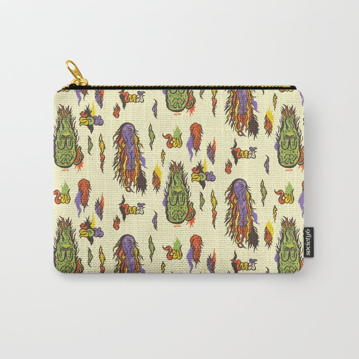 Fire monsters Carry-All Pouch