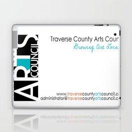 Fundraiser:  Traverse County Arts Council Laptop & iPad Skin