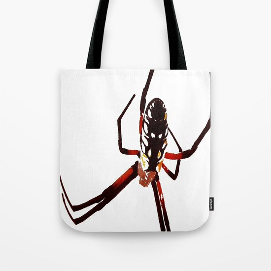 spider from mars Tote Bag