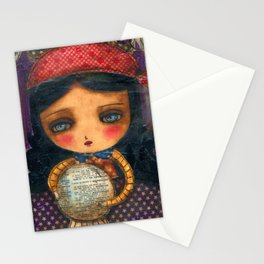 The Fortune Teller Stationery Cards