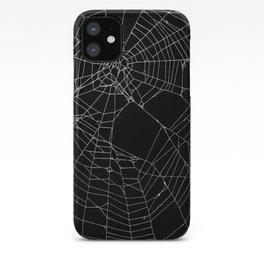 SpiderWeb Web iPhone Case