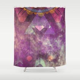Magical Bohemian Shower Curtain