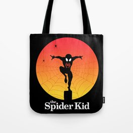 The Spider Kid Tote Bag