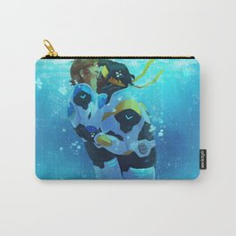 Underwater (hance) Carry-All Pouch