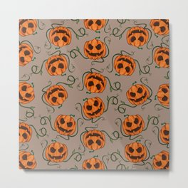 We are the pumpkins Metal Print