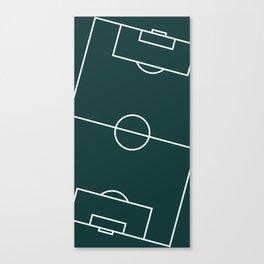 Soccer I Canvas Print