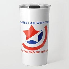 Till The End Of The Line Travel Mug