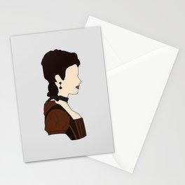 Milady De Winter Stationery Cards
