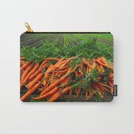 Carrot Garden Carry-All Pouch