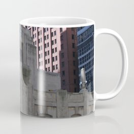 Chicago Skyline, Chicago from the River Coffee Mug