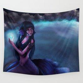 Mermaid Hinata Wall Tapestry