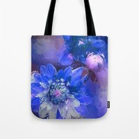 passion Tote Bags featuring Passion by Bunny Clarke