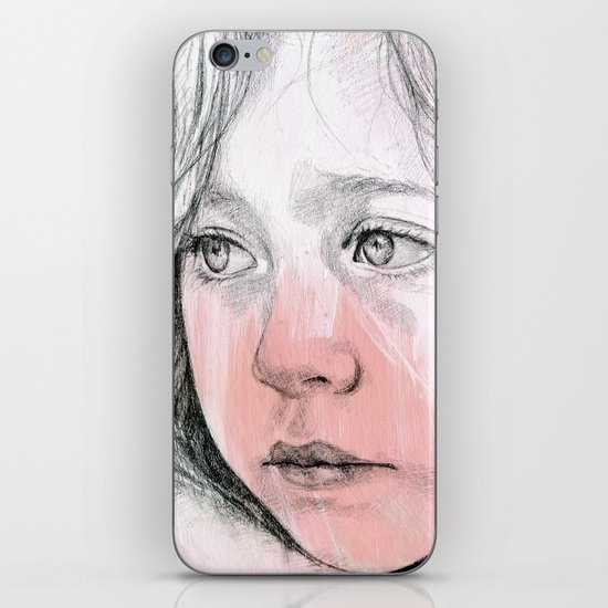 Cora iPhone & iPod Skin