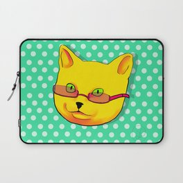 Pop Cat Laptop Sleeve