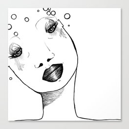 You Cannot Take My Joy GRRL Canvas Print