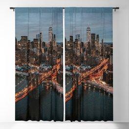 New York City 42 Blackout Curtain