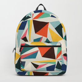Collection of pointy summit Backpack