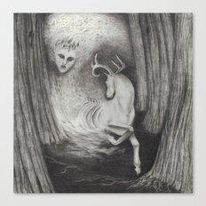 Eikthyrni Canvas Print