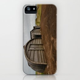 Lindisfarne Offices iPhone Case