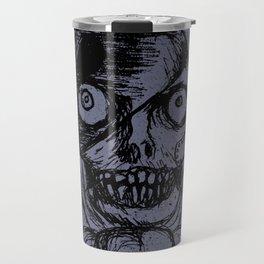 Steampunk Travel Mug