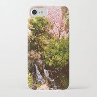 botanical iPhone & iPod Cases featuring Botanical by Tessa Ice