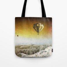 Winter Magic II Tote Bag