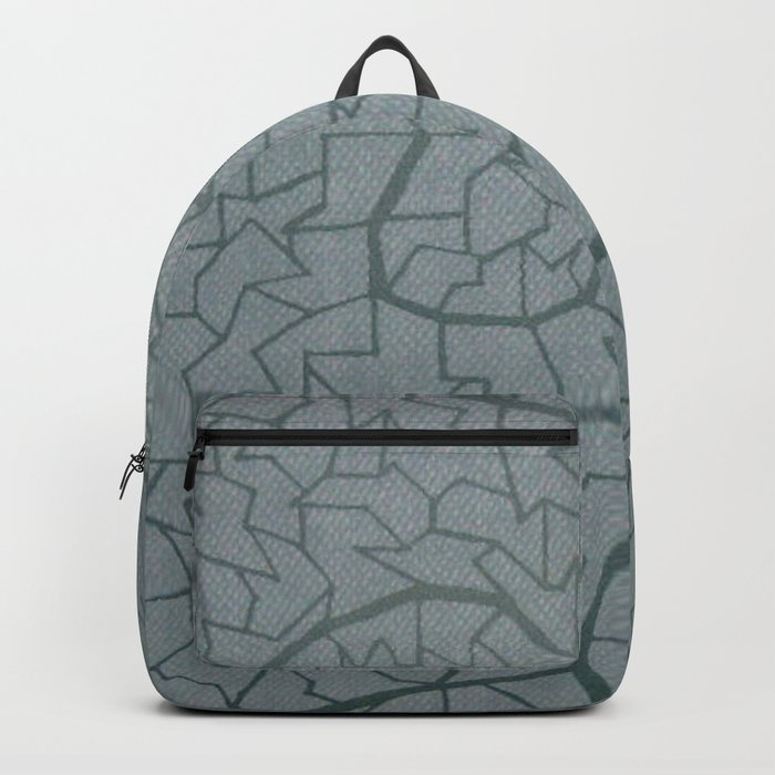 mosaic waves Backpack