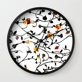 Elysian #society6 #decor #buyart Wall Clock