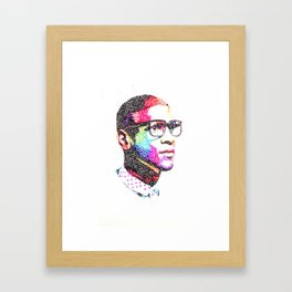 LABRINTH Framed Art Print