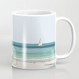 Zanzibar Beachwalker Giraffe Coffee Mug