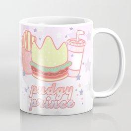 pudgy prince Coffee Mug