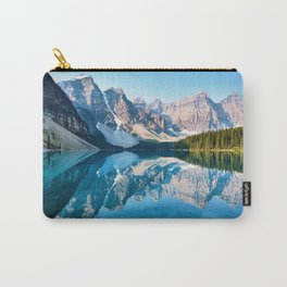 Moraine Lake, Canada #buyart #society6 Carry-All Pouch