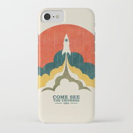 Come See The Universe iPhone Case