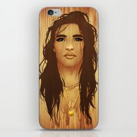native american iPhone & iPod Skins featuring Native American by Kimball Gray