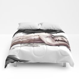 One Winged Angel Comforters
