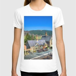 Carrog Railway Station T-shirt